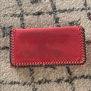 Stella McCartney Pink Falabella Wallet